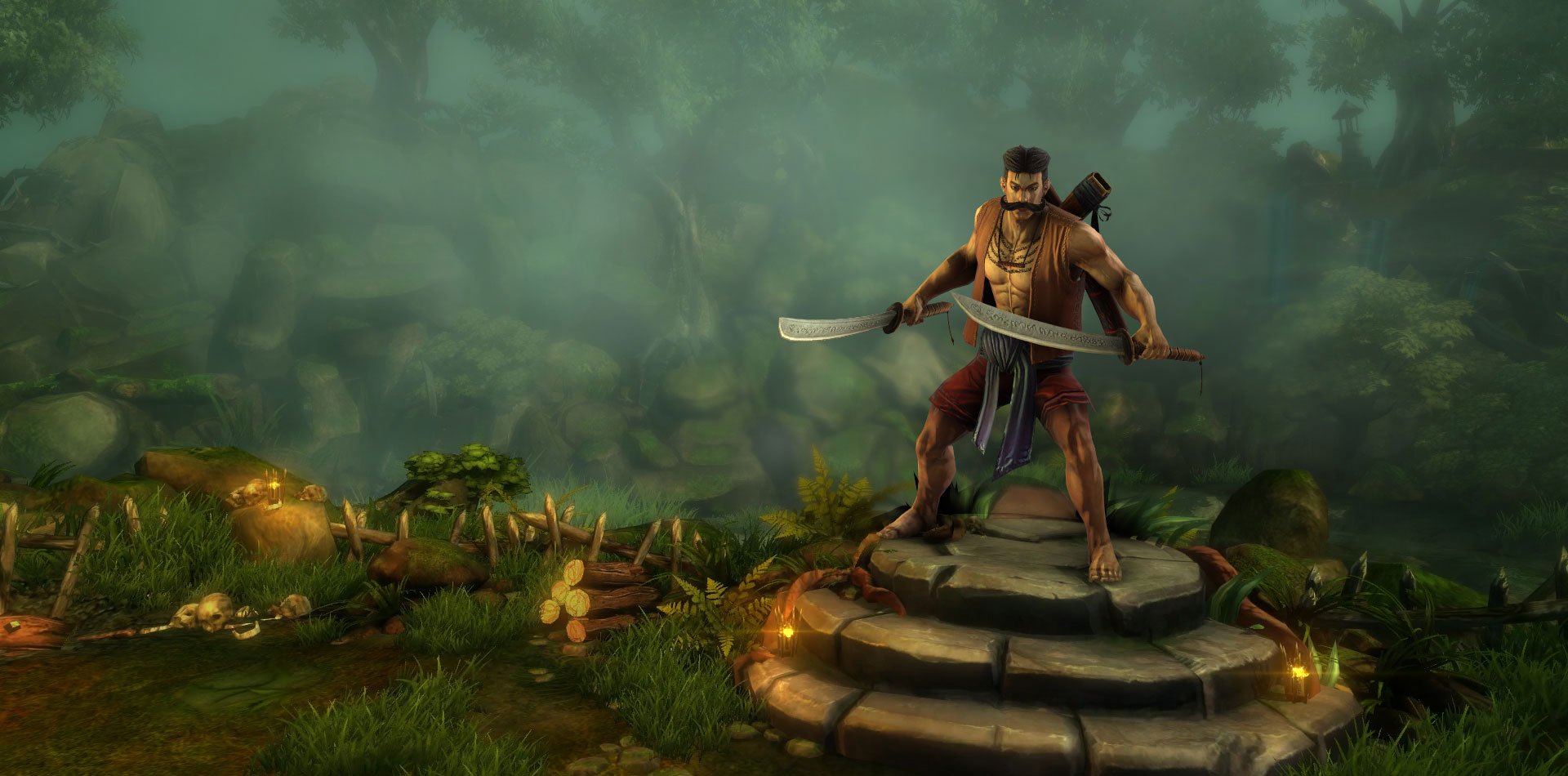 heroes of newerth warrior - photo #2